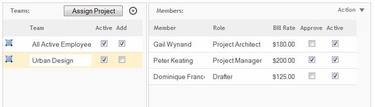 Preferences - RFP - Teams